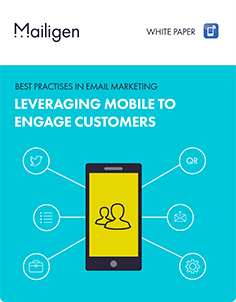 Leveraging Mobile to Engage Customers